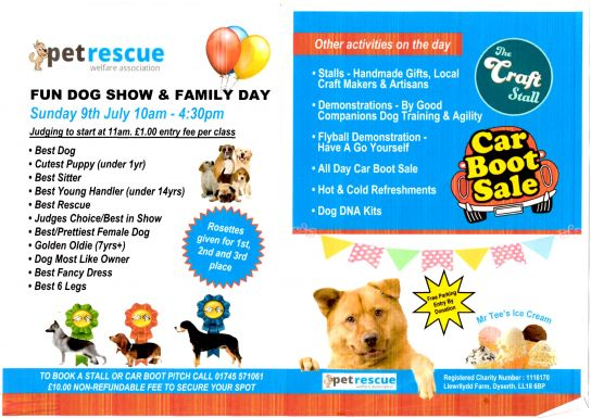 Dog Rescue North Wales Chester
