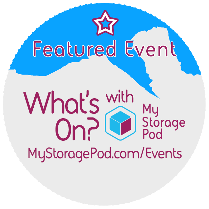 Come & See! We're a Featured Event @ My Storage Pod Local Events Calendar