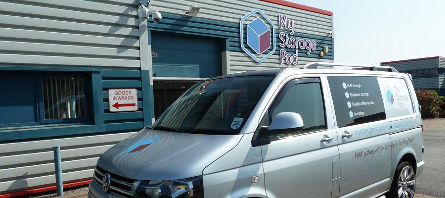 Storage in Chester, Flintshire & North Wales areas